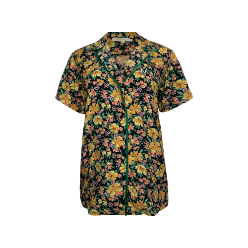 Maje Multi Floral Buttoned Shirt