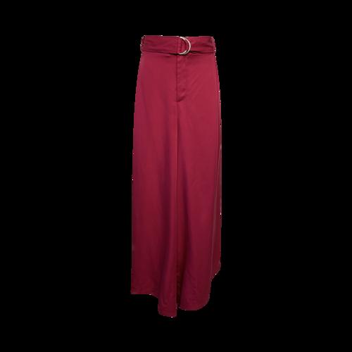 Eloquii Pink Wide Leg Belted Pants