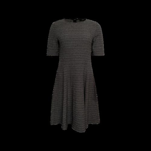 Theory Grey Textured Dress