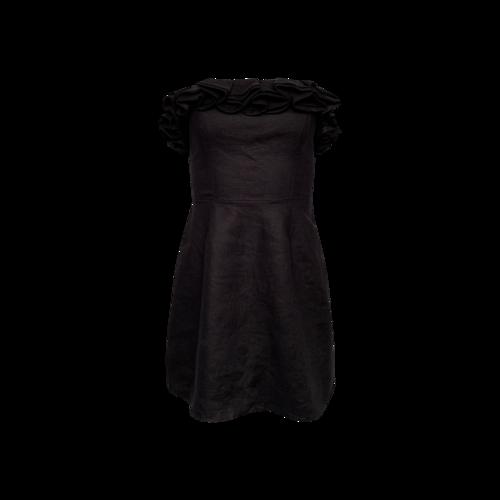 "Reformation Black Strapless ""Reef"" Dress"