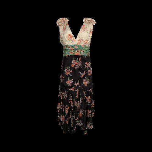 "Amur Multi Floral ""Lolly"" Dress"