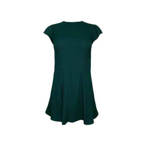 "Green ""Lena"" Mini Dress"