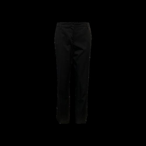 Prada Black Flare Leg Pants