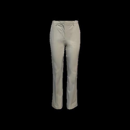 Prada Cream Tecno Stretch Pants