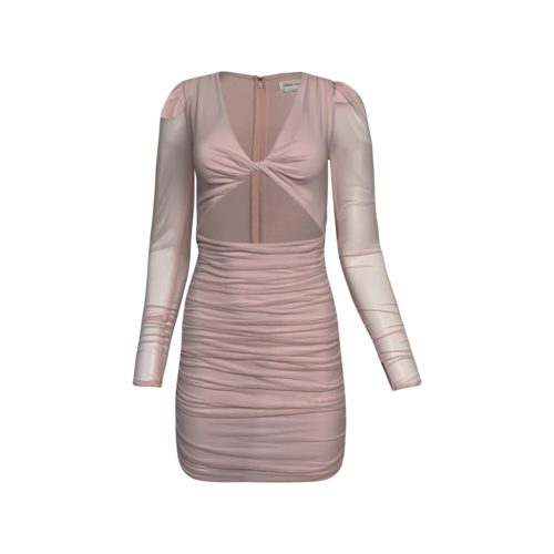 """Lovers and Friends Pink """"Celest"""" Mini Dress"""