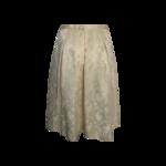 Ivory Paisley Skirt