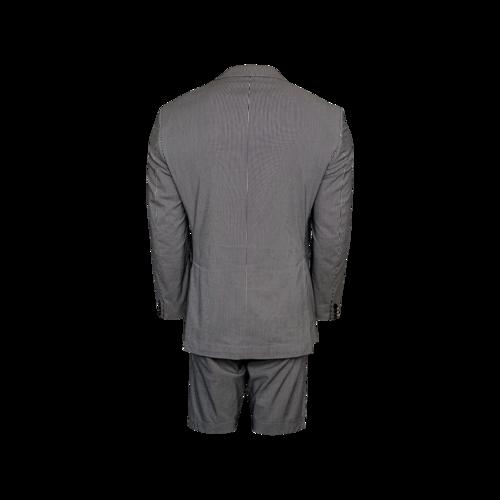 Striped Blazer w/ Matching Shorts