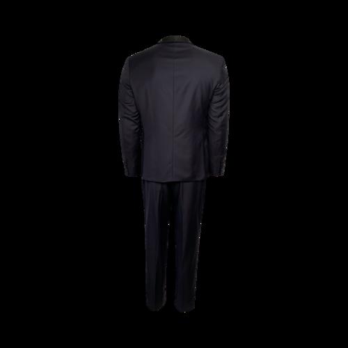 Three-Piece Navy Tuxedo Suit