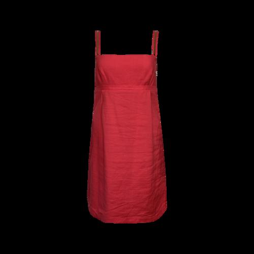 Versace Pink Studded Straps Dress
