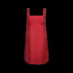 Pink Studded Straps Dress