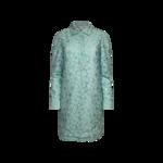 "Mint Green ""Leeandra"" Flower Lace Dress"