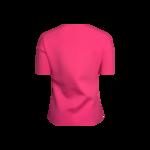 Fluorescent Pink Neoprene Top