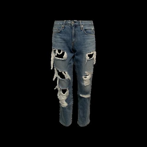 rag & bone Rag & Bone/Jean for Intermix Boyfriend Jeans