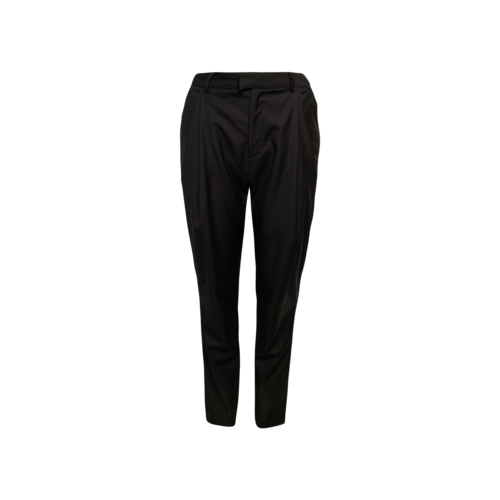 Band of Outsiders Boy. By Band of Outsiders Black Draped Pleated Pants