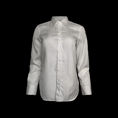 Yves Saint Laurent White Classic Yves Shirt