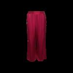 Fuschia Satin Waist Pants