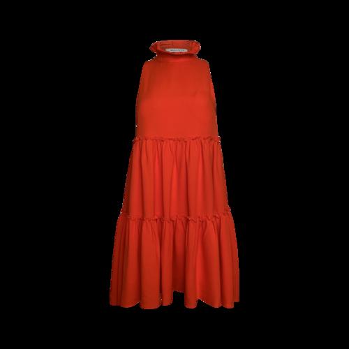 """Elliatt Red """"Sonnet Mock Ness"""" Dress"""