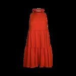"""Red """"Sonnet Mock Ness"""" Dress"""