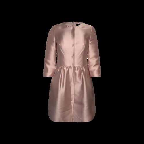 Pink Structured Dress