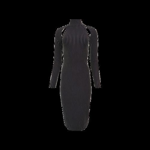 "LPA Striped ""Alima"" Dress"