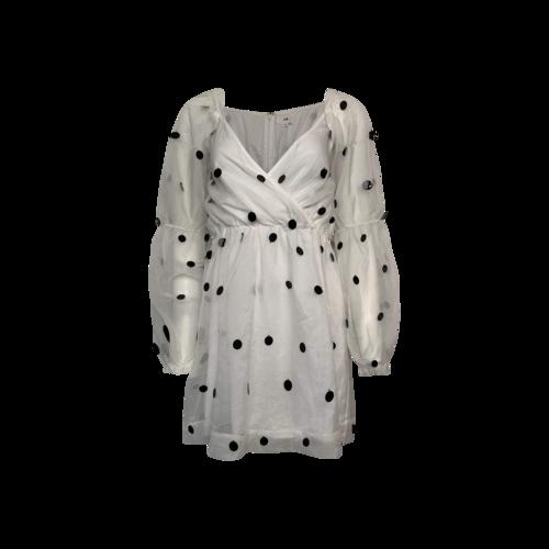 "LPA Polka Dot ""Francisia"" Dress"