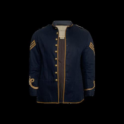 Ralph Lauren Navy Blue Cavalry Jacket