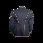 Navy Blue Cavalry Jacket