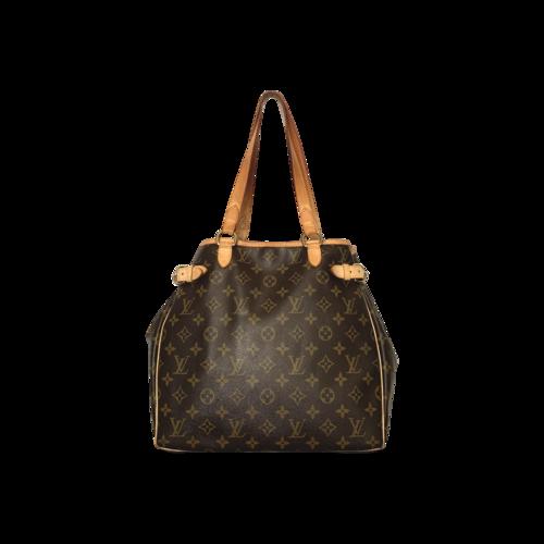 "Louis Vuitton Monogram Canvas ""Batignolles"" Vertical Bag"