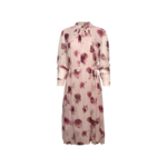 """Pink """"Encore Rose"""" Chiffon Dress"""