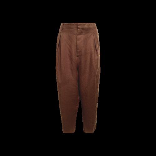 École de Pensée Cafe Brown Trousers