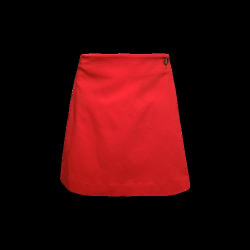 """Babaton Red """"Madden"""" Skirt"""
