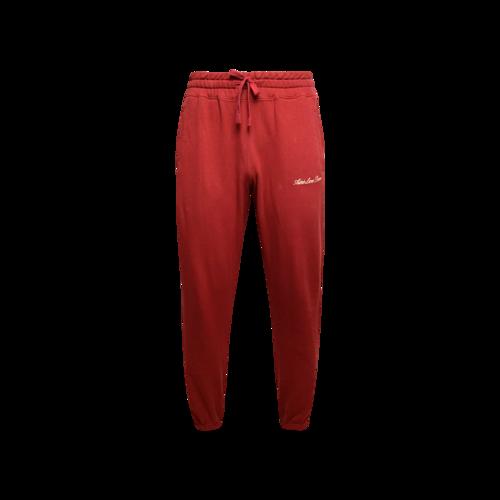 Aimé Leon Dore Red Logo Sweatpants