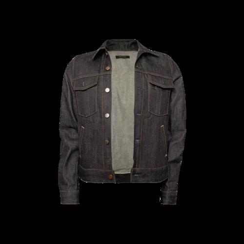 Schaeffer's Garment Hotel Dark Denim Jacket