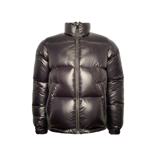 Sandro Paris Black Puffer Jacket