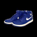 NIKE Air Jordan 1 Retro High OG Hyper Royal Blue Sneakers