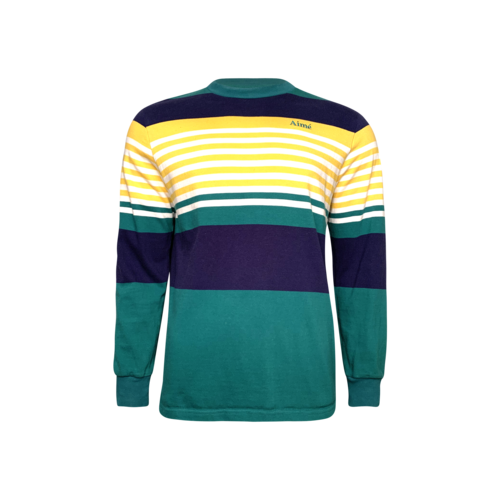 Aimé Leon Dore Multi_Color Striped Long Sleeve Shirt