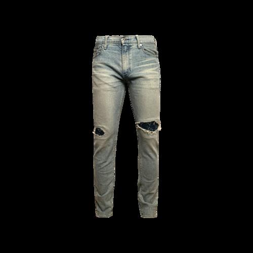 Levi's Blue 511 Distressed Jeans