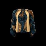 Vintage Marie Laveau Top w/ Flare Sleeves