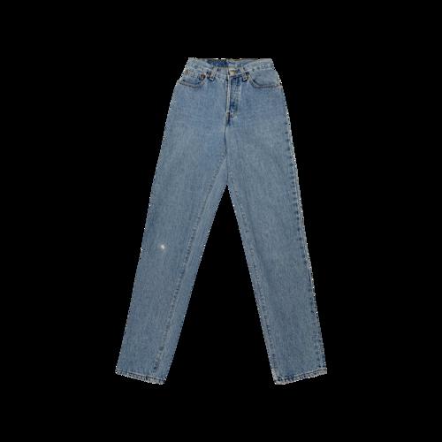 Levi's Blue 501 Slim Fit Jeans
