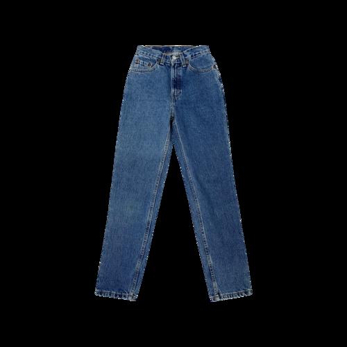Levi's Blue 512 Slim Fit Jeans