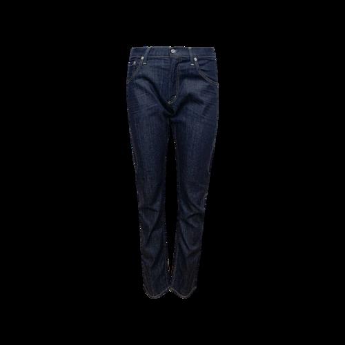 "Citizens of Humanity Dark Blue ""Bowery"" Standard Slim Jeans"