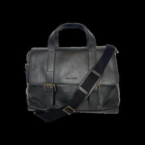 Dooney & Bourke Black Messenger Bag