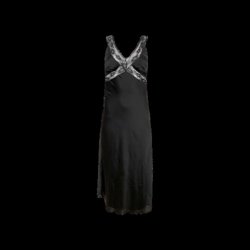 "Majorelle Black ""Cami"" Midi Dress"