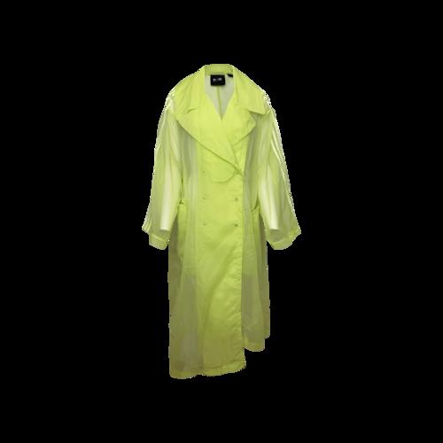 Adidas Ivy Park X Adidas Yellow Organza Jacket
