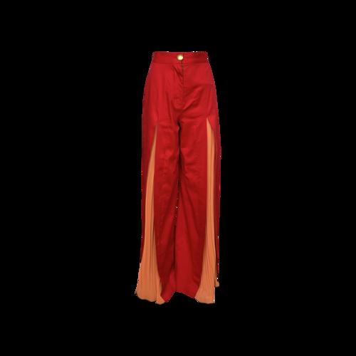 """Bohn Jsell Red-Orange """"Daton"""" Pants"""
