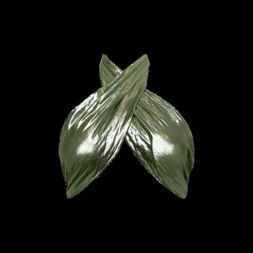 Bohn Jsell Metallic Green Rage Bralette