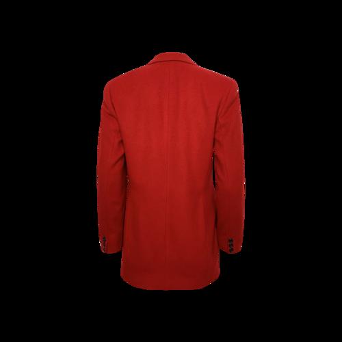 Red Crest Blazer