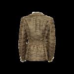 Gold Tweed Shimmer Jacket