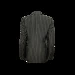 Grey Striped Blazer