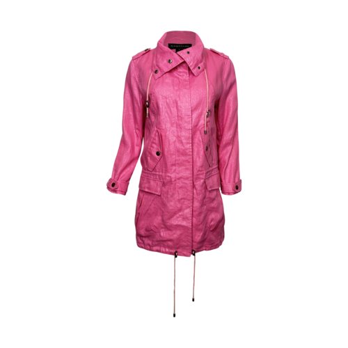 Bagatelle Bright Pink Shimmery Coat